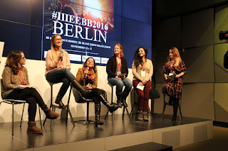 Social MediA IIIEEBB - O III Encontro Europeu de Blogueiros Brasileiros em Berlim