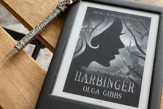 "Ariel's Return to Uras: Reviewing ""Harbinger"" by Olga Gibbs"