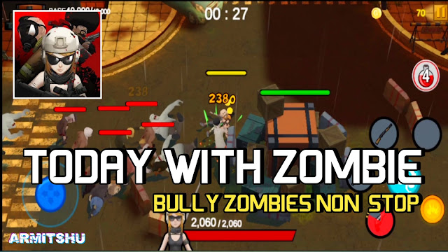 Today with zombie