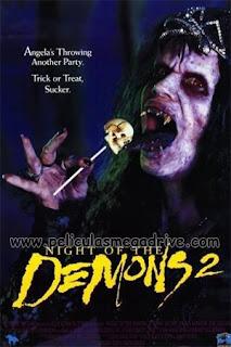 La Noche De Los Demonios 2 (1994) [Latino-Ingles] [Hazroah]