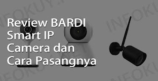 BARDI Smart IP Camera