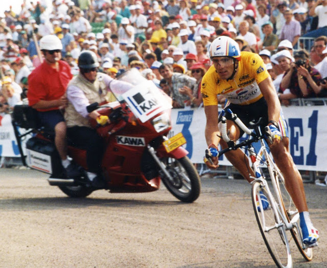 Top 10 Spanish Cyclists - Miguel Indurain