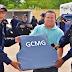 Guamaré: Com uma gestão presente e preocupada com o bem estar do servidor, Guarda municipal realiza  troca de comando e recebe coletes a prova de balas pelas mãos do prefeito Eudes Miranda