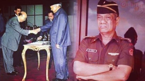 Kisah Jenderal M Jusuf Tempeleng Taipan China yang Bercelana Pendek Temui Presiden Soeharto
