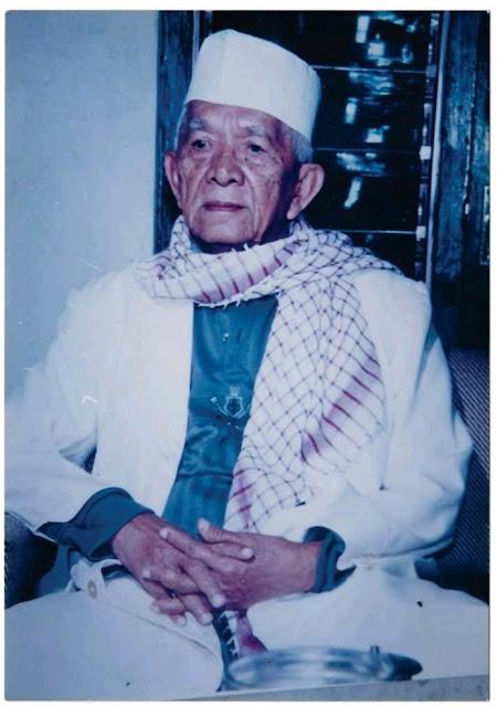 Karomah KH. Muntaha al-Hafizh, Al-Qur'an Di Dalam Dada Beliau