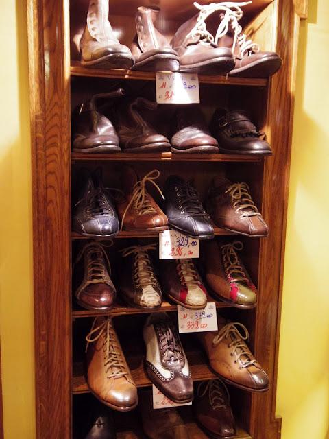 Harrisの革靴