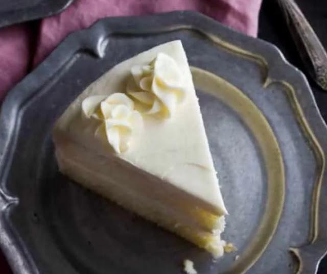 BASIC VANILLA CAKE RECIPE