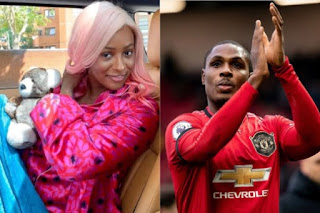 DJ Cuppy Joins Manchester United