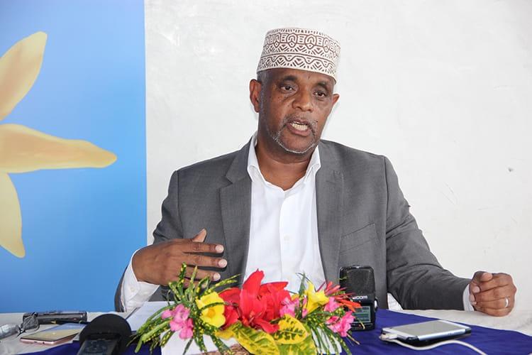 Soilihi Mohamed Soilihi dit SMS est révoqué de ses fonctions d'Ambassadeur des Comores à New York
