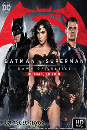 Batman v. Superman: El Amanecer De La Justicia Ultimate Edition [2016] [Latino-Ingles] HD 1080P [Google Drive] GloboTV