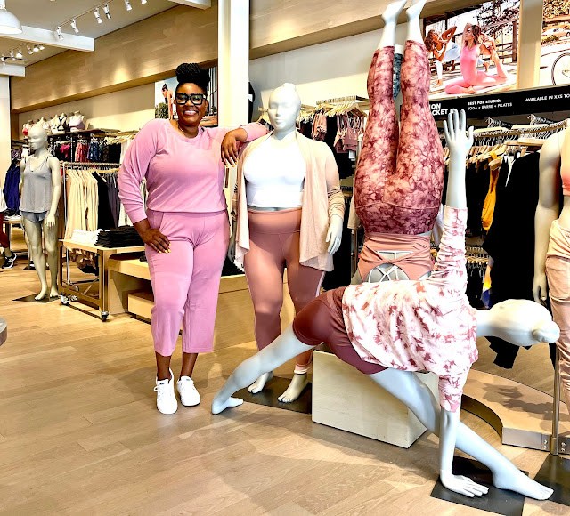 ATHLETA:THE 411 ON THE EXTENDED SIZES