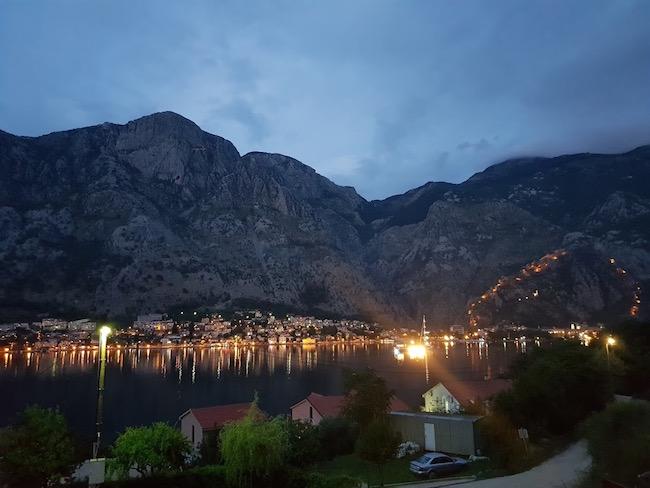 montenegro, matkakertomus, kotor