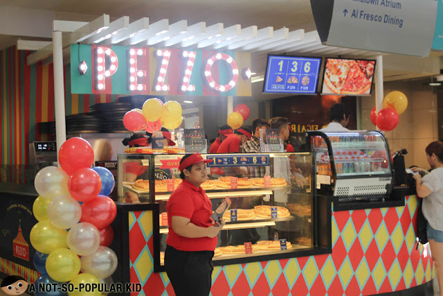 Pezzo Pizza from Singapore Arrives in the Philippines