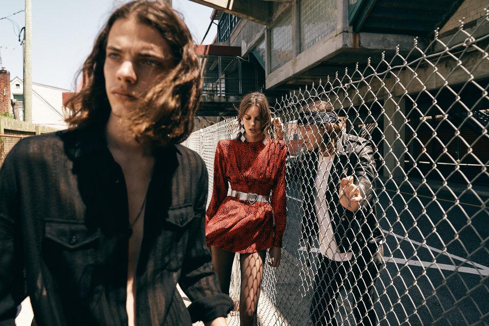 Sebastian Kim - Photography - Fence