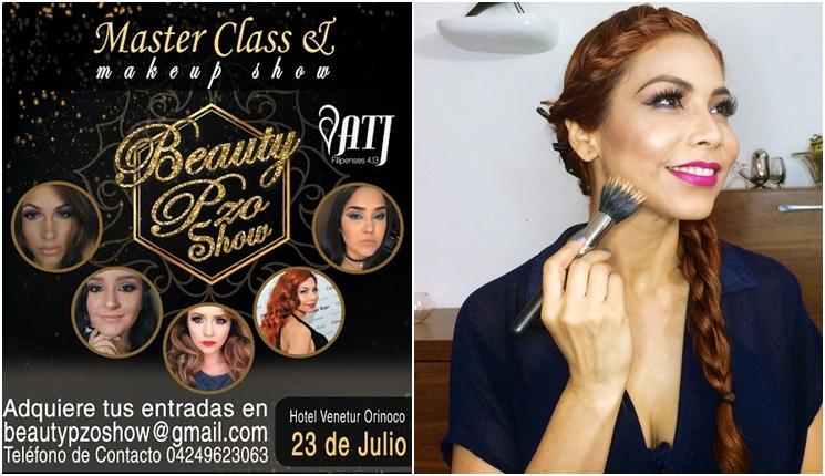 Maquillaje pieles maduras. Gina Rojas