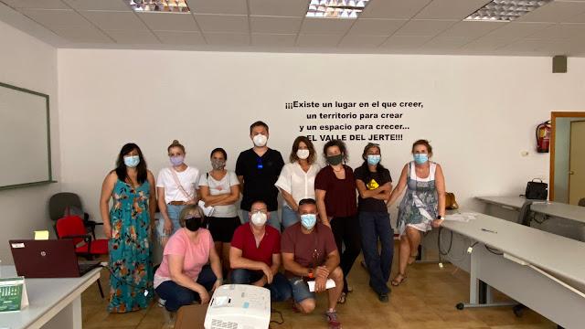 SOPRODEVAJE APOYA 20 PROYECTOS CLAVES PARA EL VALLE DEL JERTE