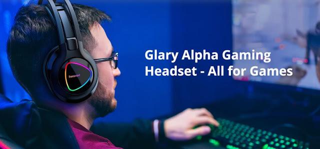 Tronsmart Glary Alpha 7.1 a grande preço