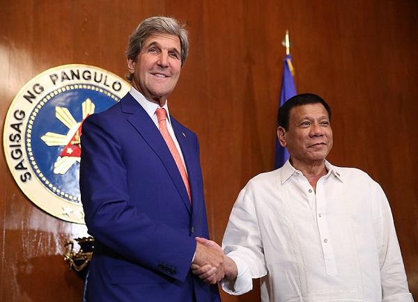 I am confident on US-PHL ties, hopes to visit again - Kerry