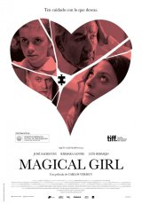 "Carátula del DVD: ""Magical Girl"""