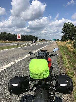 viaggio in moto Danimarca