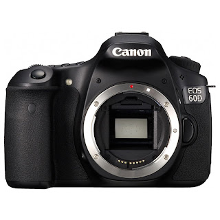 Canon EOS 60D - Body Only - 18 MP