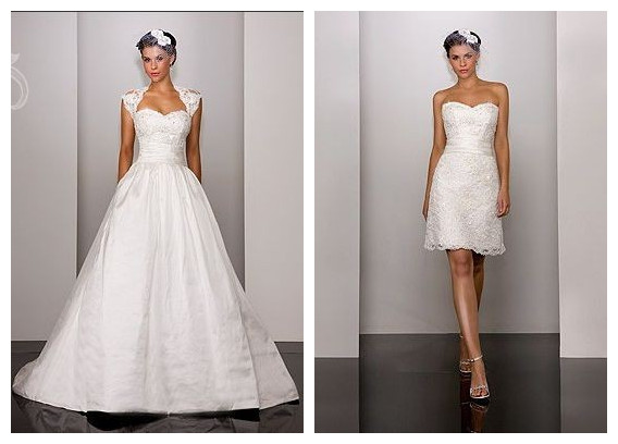 Lace Ball Gown Wedding Dresses: WhiteAzalea Ball Gowns: Gorgeous Bridal Ball Gowns