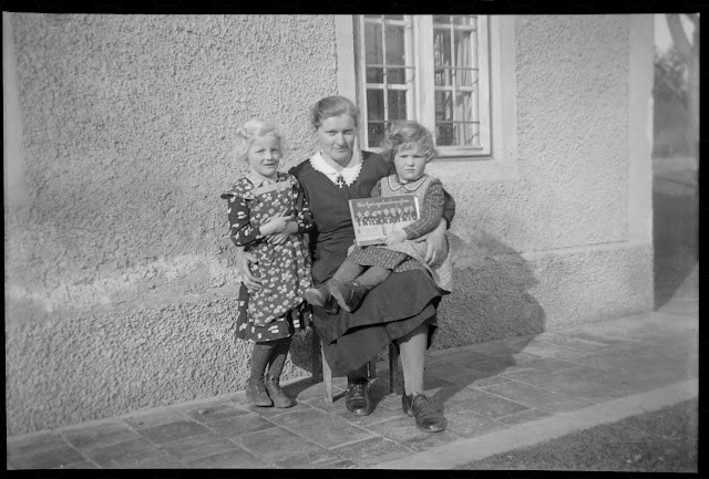 Vorlesen für die Kleinen - Gars am Inn - 1930-1950