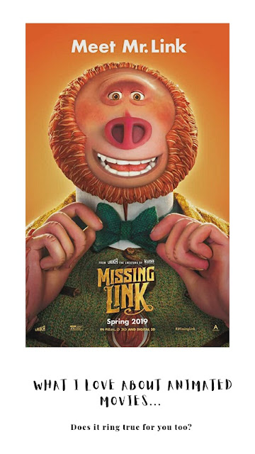 Missing Link (2019) Where: Pacific Northwest, India, Nepal. doibedouin
