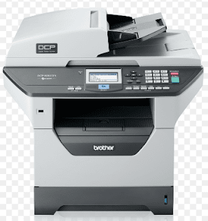 Brother DCP 8085DN Driver Scanner Software
