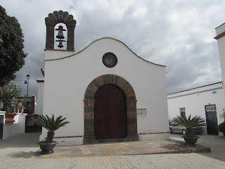 Mar a Cumbre - Arico Nuevo - Iglesia de Nuestra Señora de la Luz - PR-TF-86 - Tenerife - Islas Canarias
