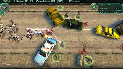 Download Zombie Defense MOD APK v12.6 (Unlimited Money)