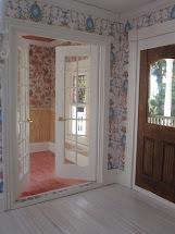 Dollhouses Robin Carey Sea Glass Victorian Cottage