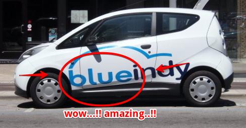 BlueCalifornia plugs Bollore's EV car price - sharing program into LA