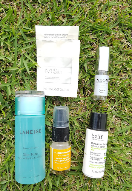 Aromatherapy and skin care empties - www.modenmakeup.com