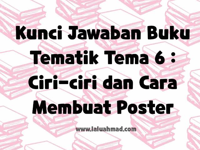 Ciri-ciri dan Cara Membuat Poster