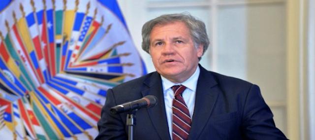"""Secretario general de la OEA expresó """"total respaldo"""" a remisión a la CPI de investigación sobre Venezuela"""