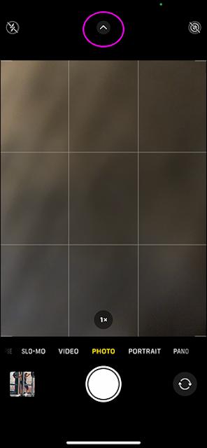 شاشة صور الايفون