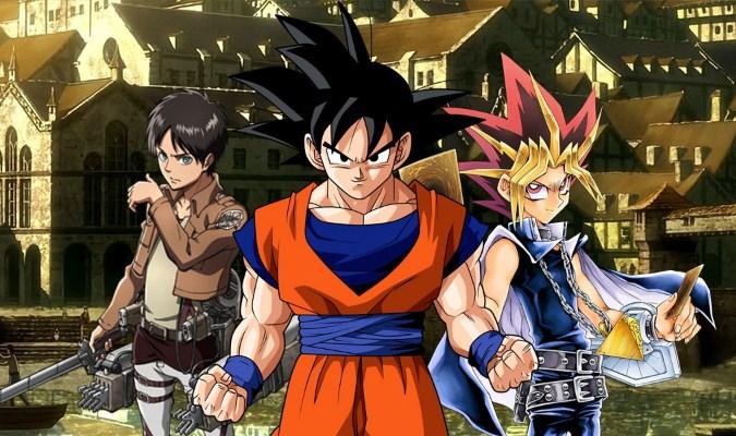Game Adaptasi Anime Terbaik untuk Android