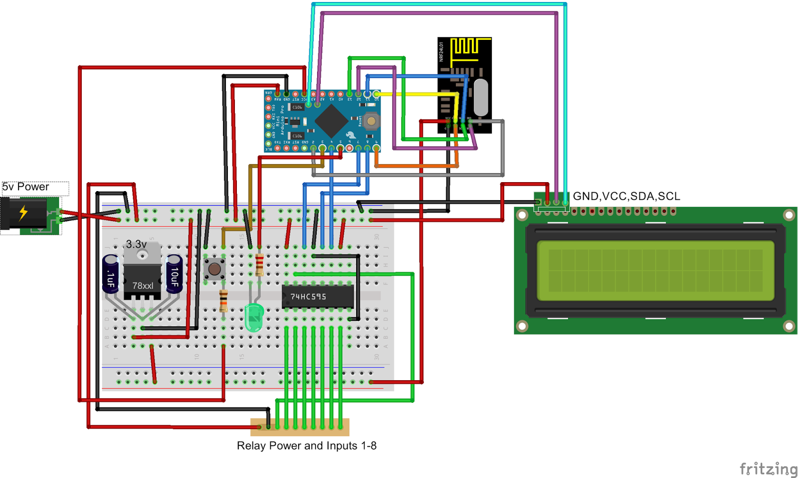 how to build an arduino