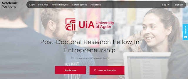 Post-doctoral Research Fellow in Entrepreneurship - Bivash Vlogs