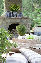 Homegoods Summer Patio Link Party - French Country Cottage