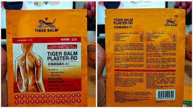 tiger balm best balsem