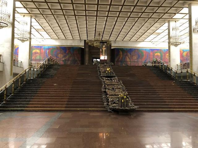 Parque da Vitória e Museu II Guerra Mundial - Moscovo