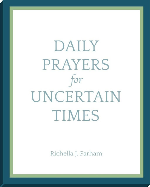 A resource for praying during uncertain times