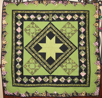 quilts with medallions