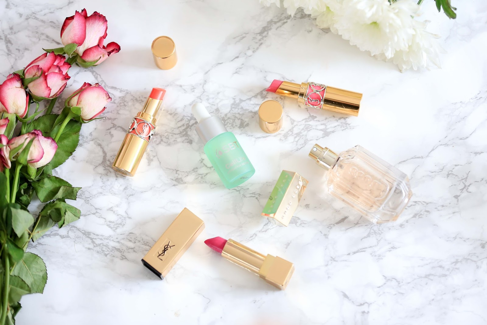 Deutsche Fashionblogger - Deutsche Beauty Blogger Fashionstylebyjohanna-Beautypost-Beautyblogger-Blogger aus Frankfurt -YSL-YSL Lippenstift- pinker Lippenstift-Pinkpeonies Lippenstift-Lipstik PinkPeaonies