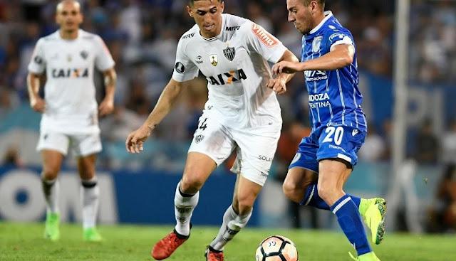 Atletico Mineiro vs Godoy Cruz en vivo