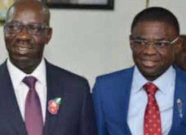 Edo PDP explains why Obaseki, Shuaibu campaign train 'tactically' avoided Oshiomhole's LGA