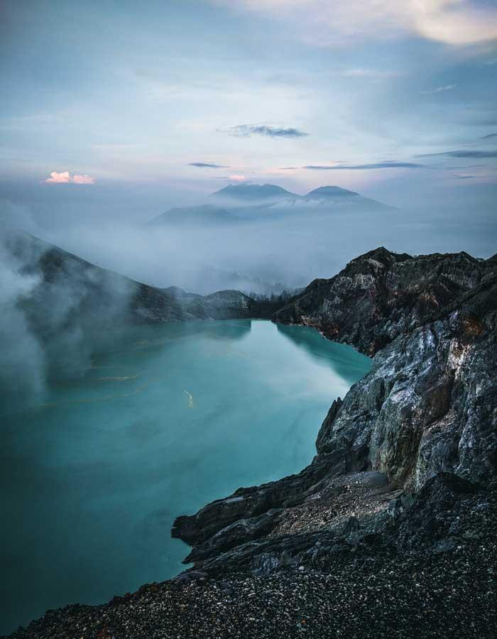 Rute Lokasi Pegunungan Ijen Jawa Timur