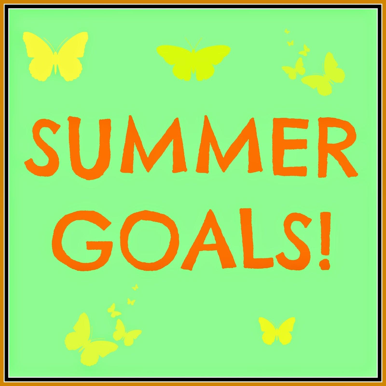 Meg Go Run Thinking Out Loud Summer Goals